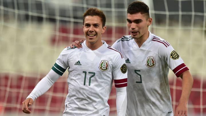 México golea a República Dominicana en el Torneo Preolímpico, Sebastián Córdova anotó tres goles