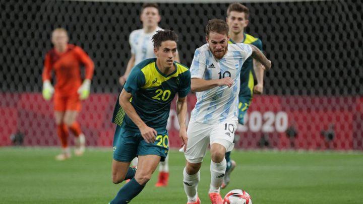 Argentina 0-2 Australia: resumen, goles y resultado - AS.com