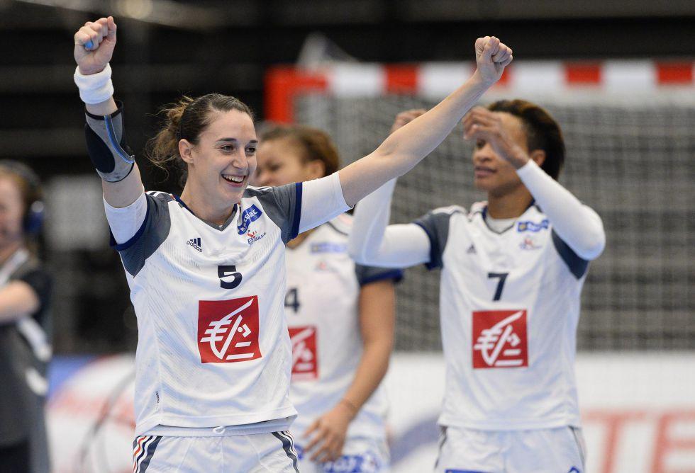 Mundial balonmano femenino: Francia y Polonia pasan a ...