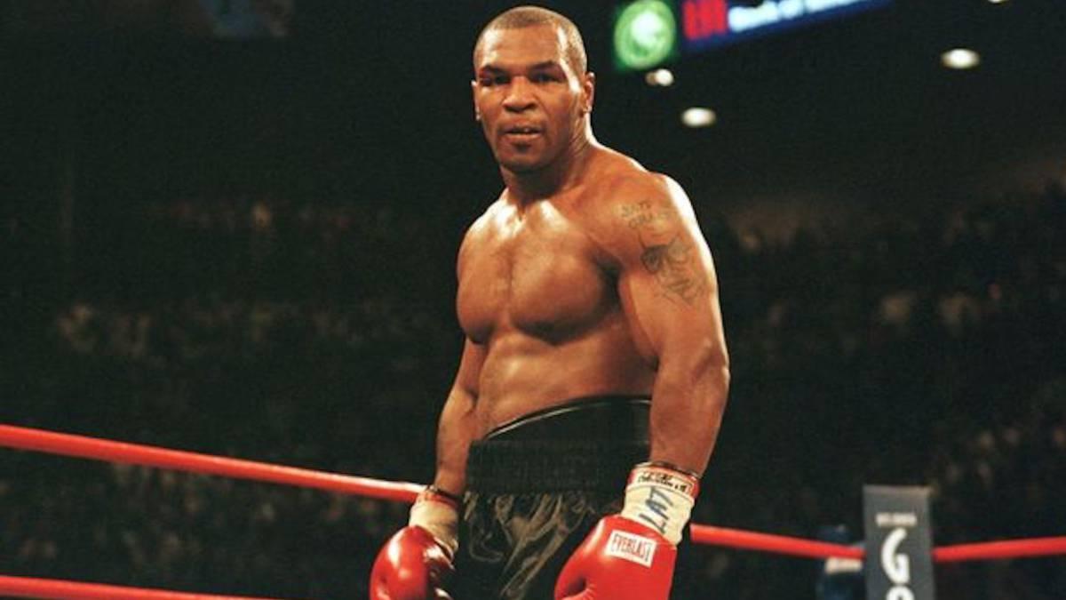 Mike Tyson, el otro rey de los pesados que casi pelea en España - AS.com