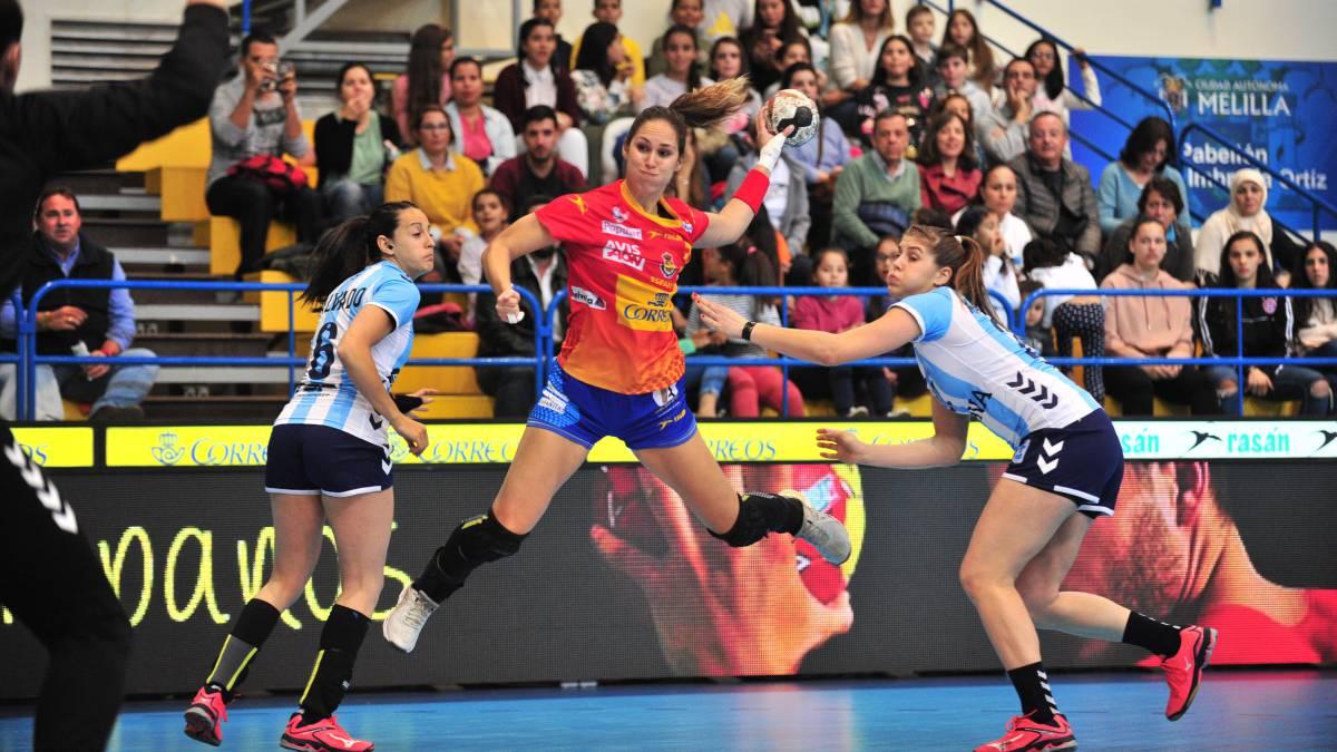 Balonmano Mireya González Reemplaza A Nora Mork En El Gyor Húngaro