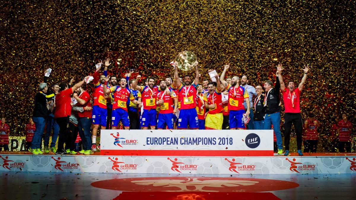 Balonmano Correos Homenajea A Los Campeones De Europa As Com