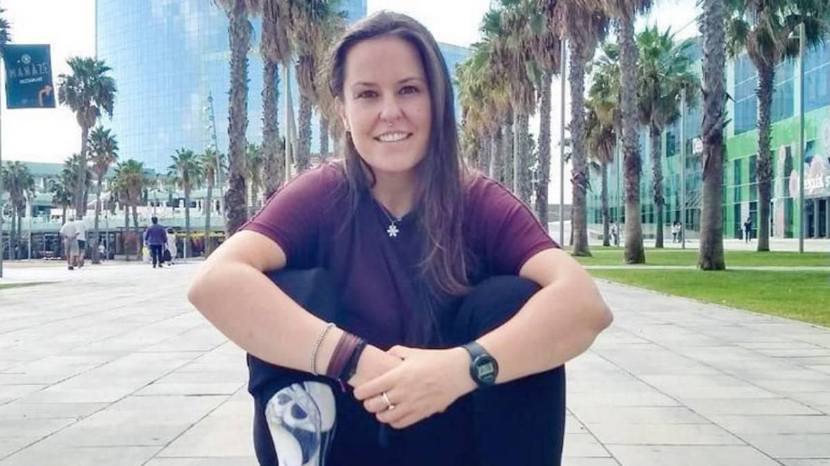 Astrid Fina: abanderada y podio paralímpico en snow cross - AS.com