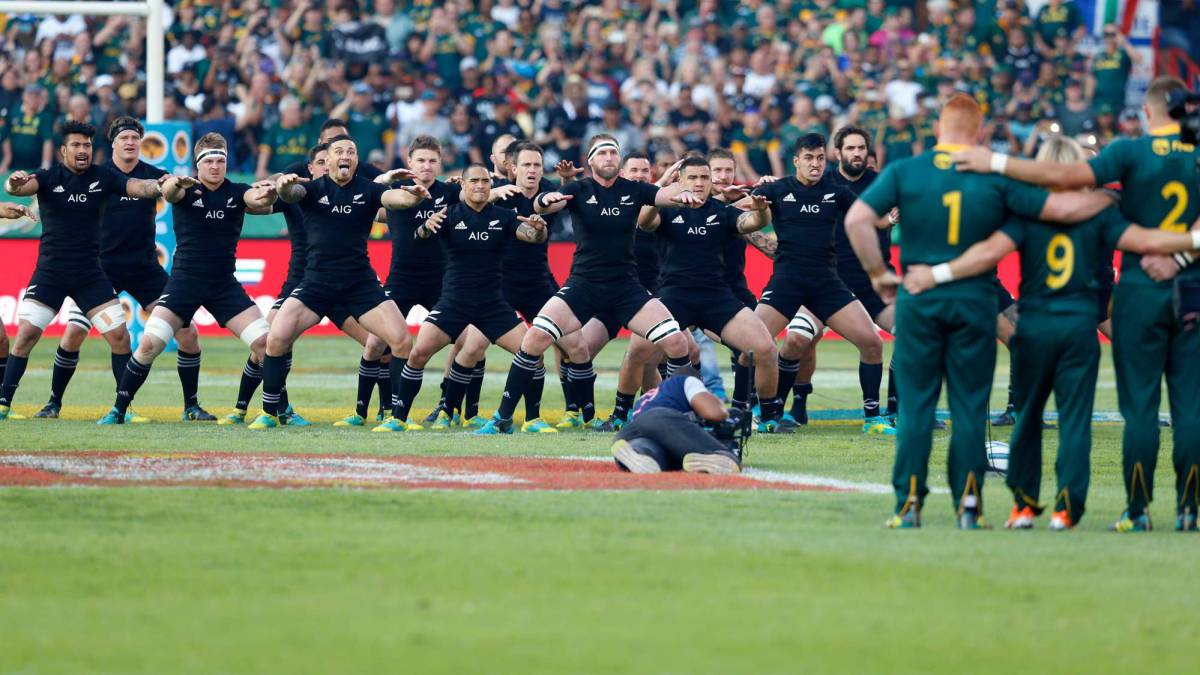 All Blacks, Pumas... ¿De dónde vienen los apodos en rugby ...