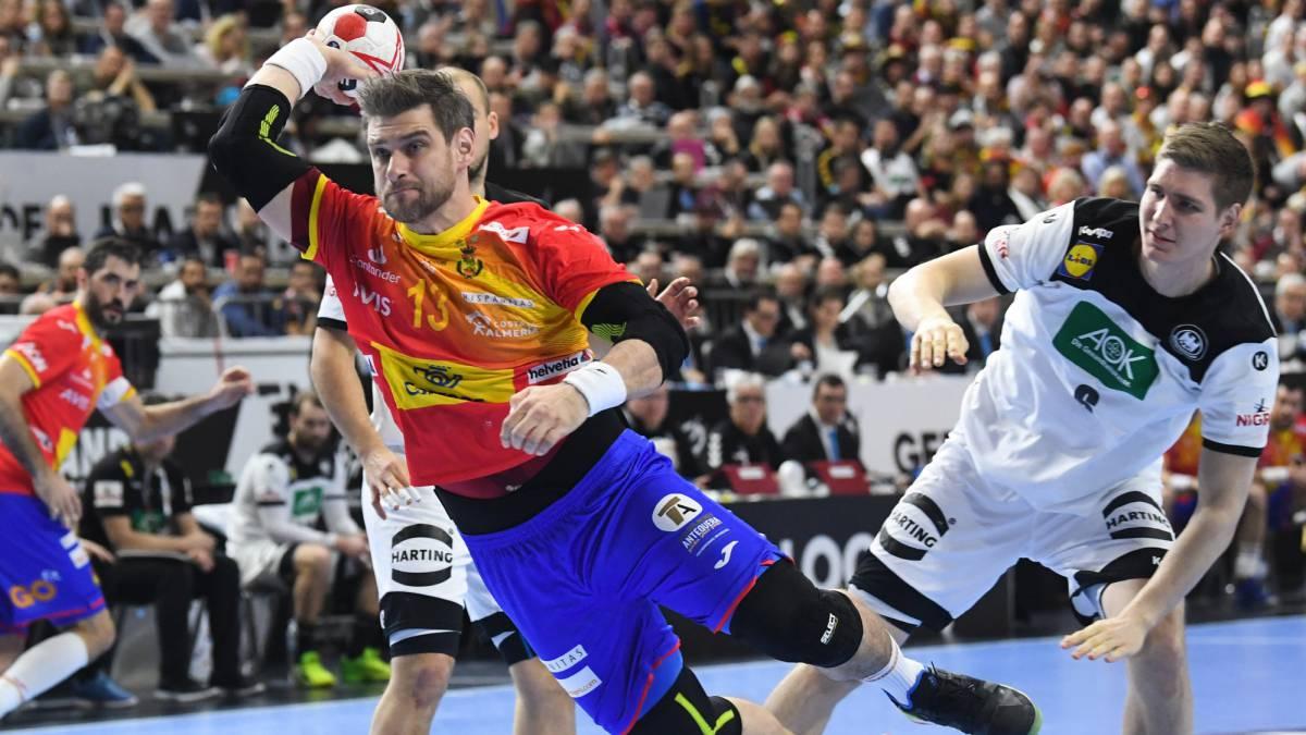 Calendario Europeo Balonmano 2020.Balonmano Espana Debe Derrotar A Egipto Para Sonar Con Tokio 2020