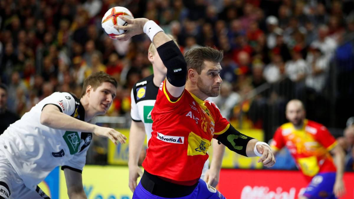 Calendario Europeo Balonmano 2020.Resumen Y Resultado Espana Egipto 36 31 Los Hispanos Ganan Y