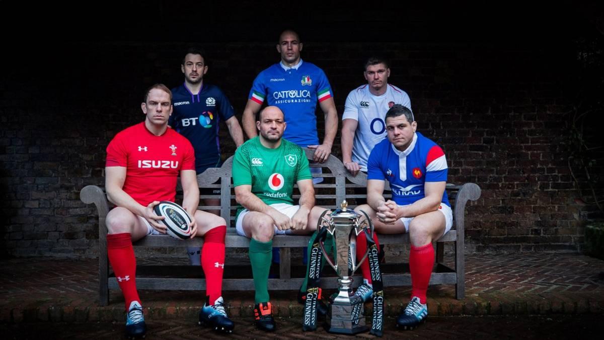 Calendario Mundial Rugby 2019.Torneo 6 Naciones 2019 Tv Horario Y Donde Ver En Directo