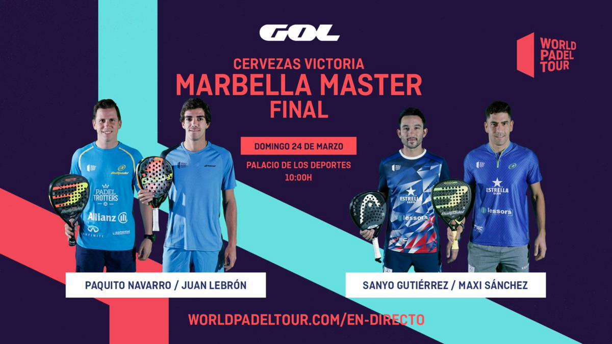 Final Del World Padel Tour En Marbella Resumen Y Resultado As Com
