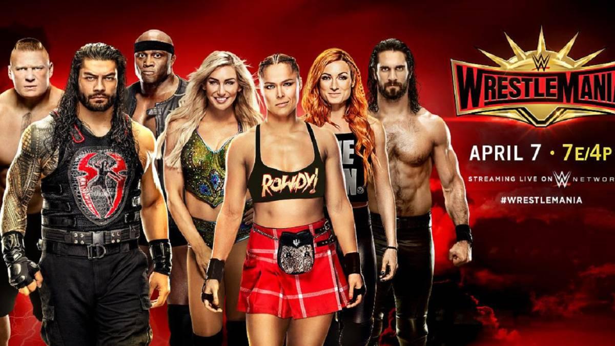 Resultado de imagen para wrestlemania 35