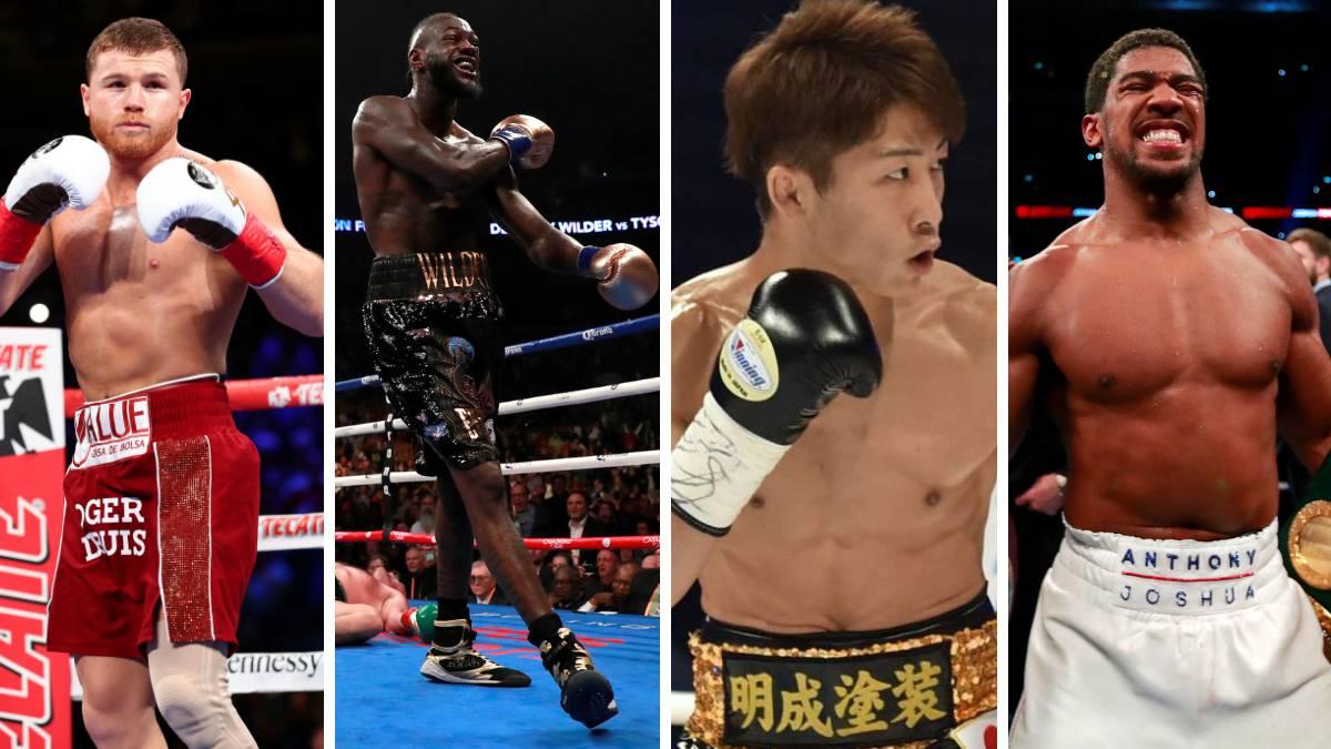 Selen Calendario.Boxeo En 2019 Calendario De Combates Y Eventos Que Vienen