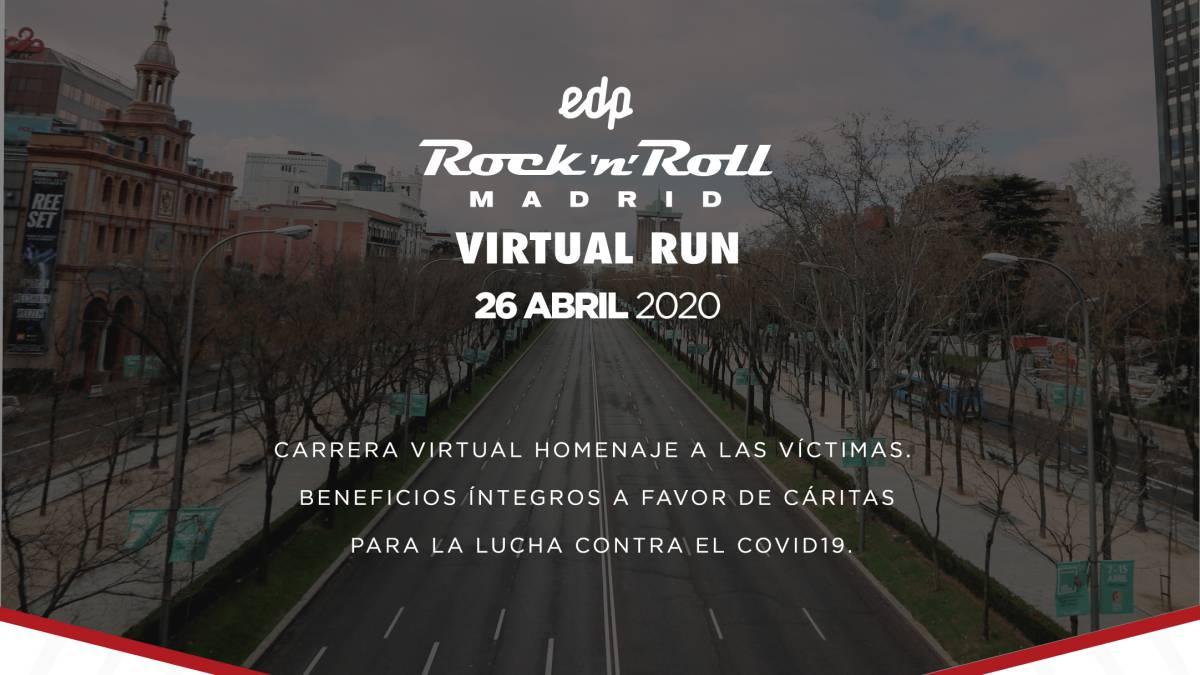 resultados media maraton madrid rock and roll 2020