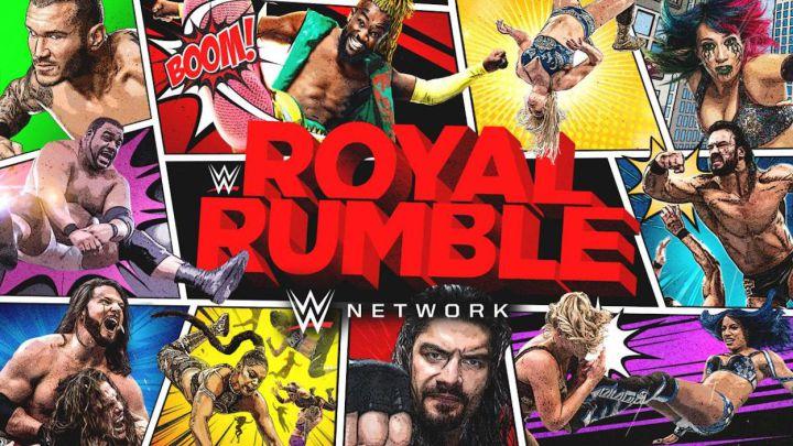 WWE Royal Rumble 2021: horario, TV, cartelera y cómo ver - AS.com
