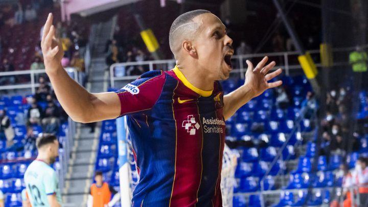 El Levante pierde el liderato tras su derrota en el Palau, Palma Futsal nuevo líder