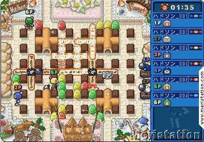 Bomberman Online (PlayStation 2) - MeriStation