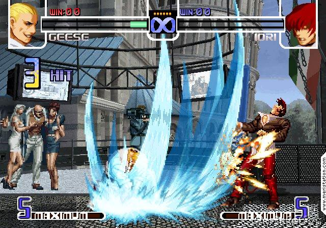 the king of fighters 2002 magic plus for android
