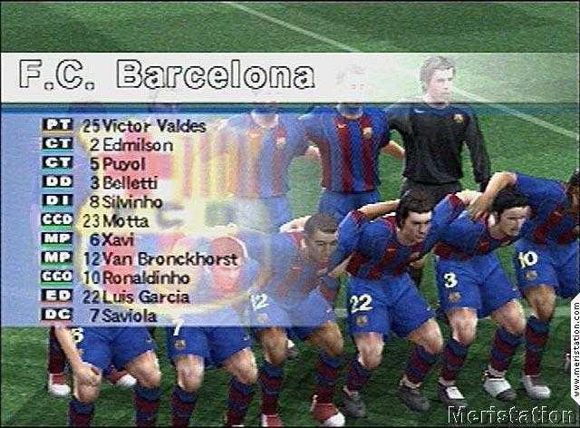 Pro Evolution Soccer 4 - MeriStation