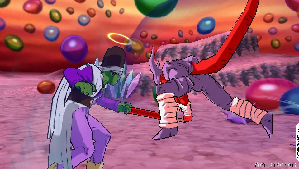 Imágenes de Dragon Ball Z: Shin Budokai - MeriStation