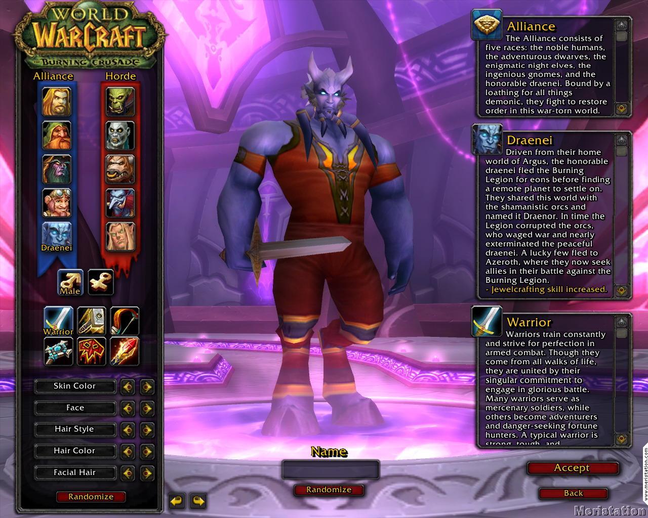 Imágenes De World Of Warcraft The Burning Crusade Meristation