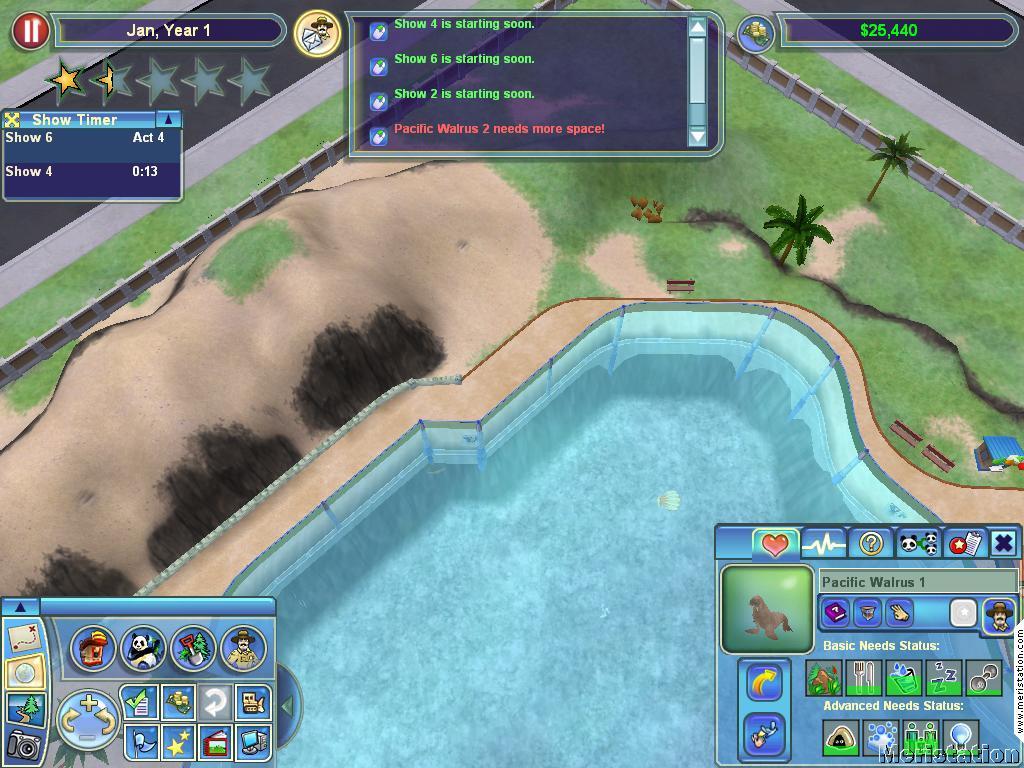 Imágenes de Zoo Tycoon 2: Marine Mania - MeriStation