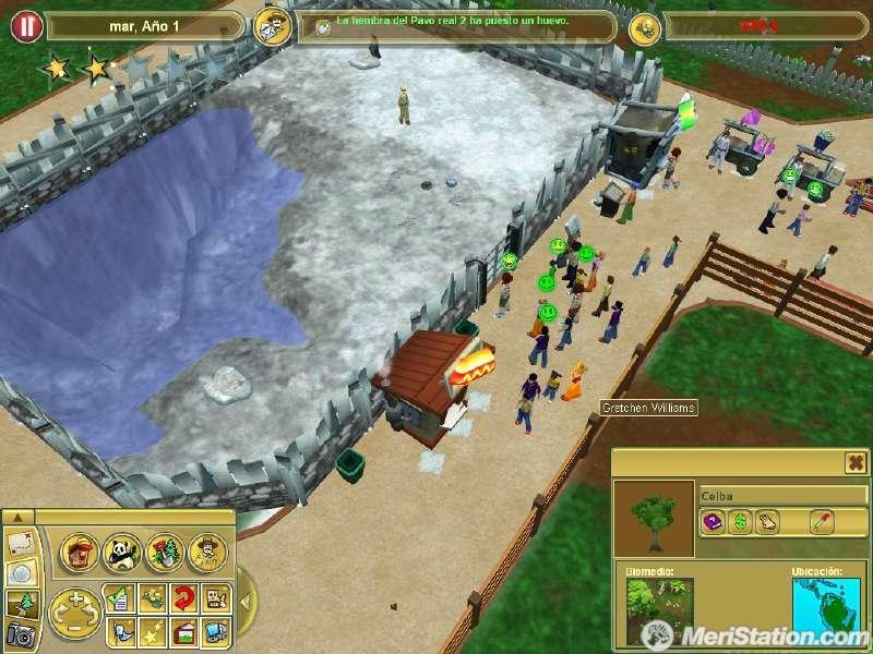 Imágenes de Zoo Tycoon 2: Extinct Animals - MeriStation
