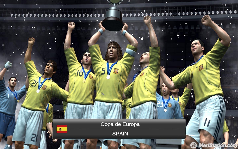 Imágenes de Pro Evolution Soccer 2009 - MeriStation