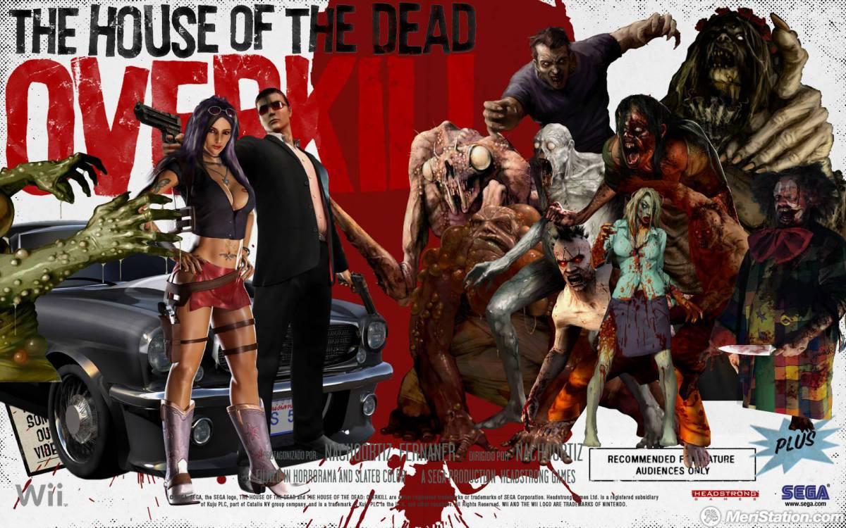 Imagenes De The House Of The Dead Overkill Meristation