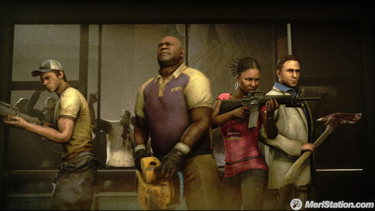 Imágenes de Left 4 Dead 2 - MeriStation