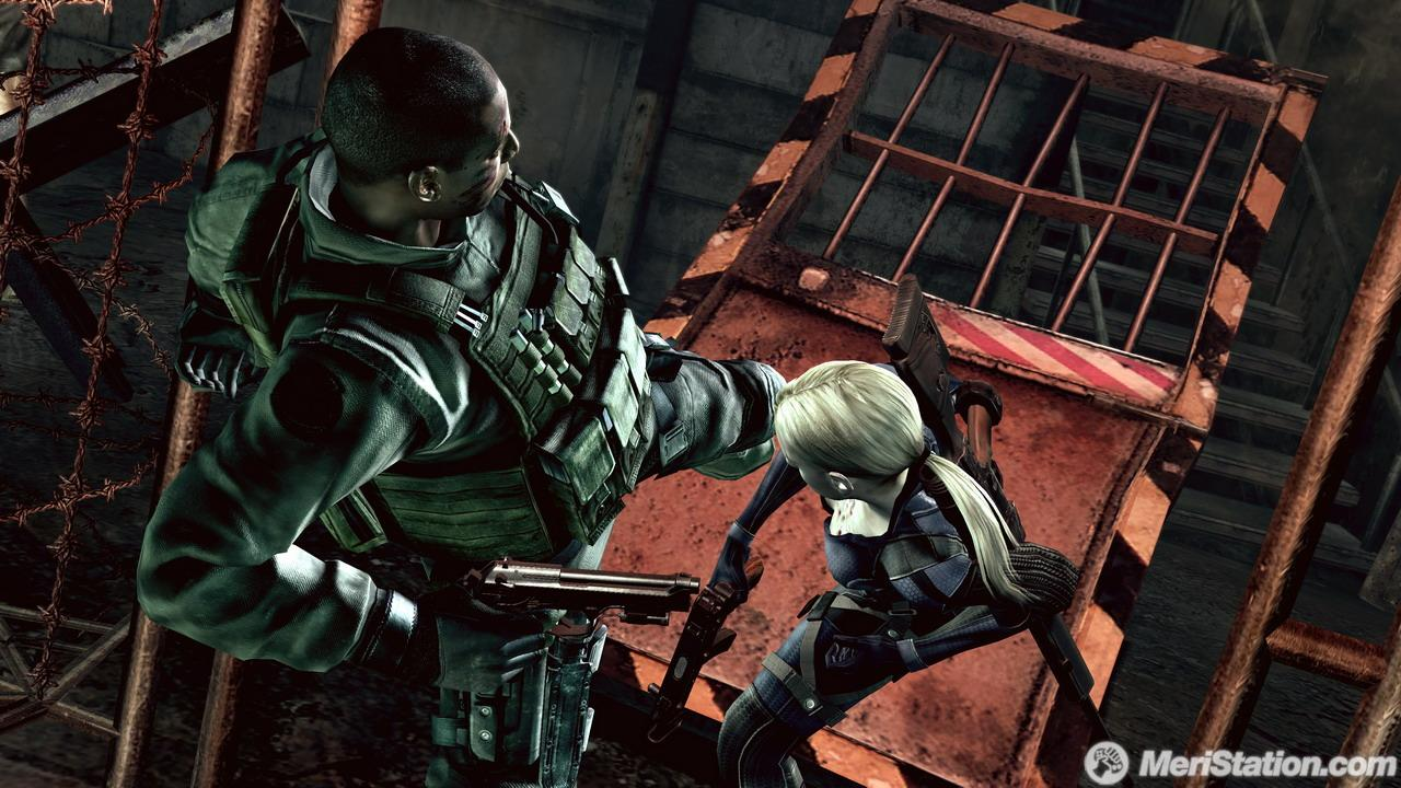 Imagenes De Resident Evil 5 Desperate Escape Meristation Vídeo comentado sobre a dlc desperate escape, do jogo resident evil 5. imagenes de resident evil 5 desperate