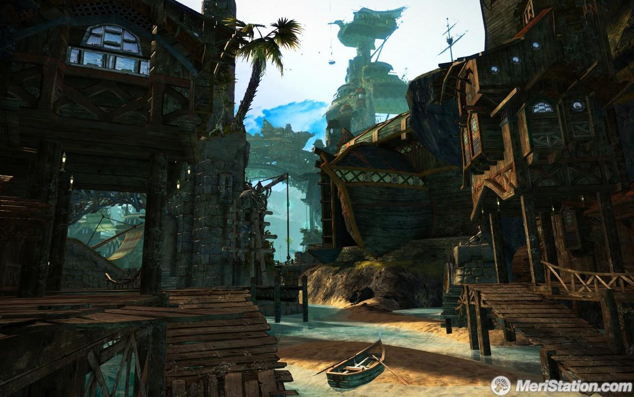 Los jugadores de Guild Wars 2 podrán crear servidores PvP