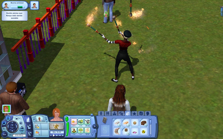 Imágenes de Los Sims 3: Salto a la Fama - MeriStation