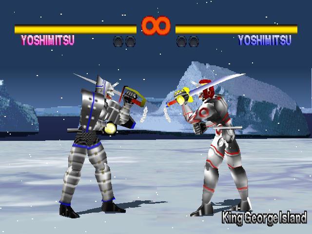 Regreso al Pasado: Tekken - MeriStation