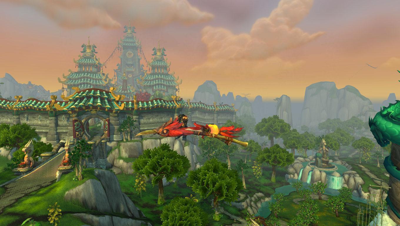 Of Análisis World PandariaPre Meristation WarcraftMists PkuXTOZi