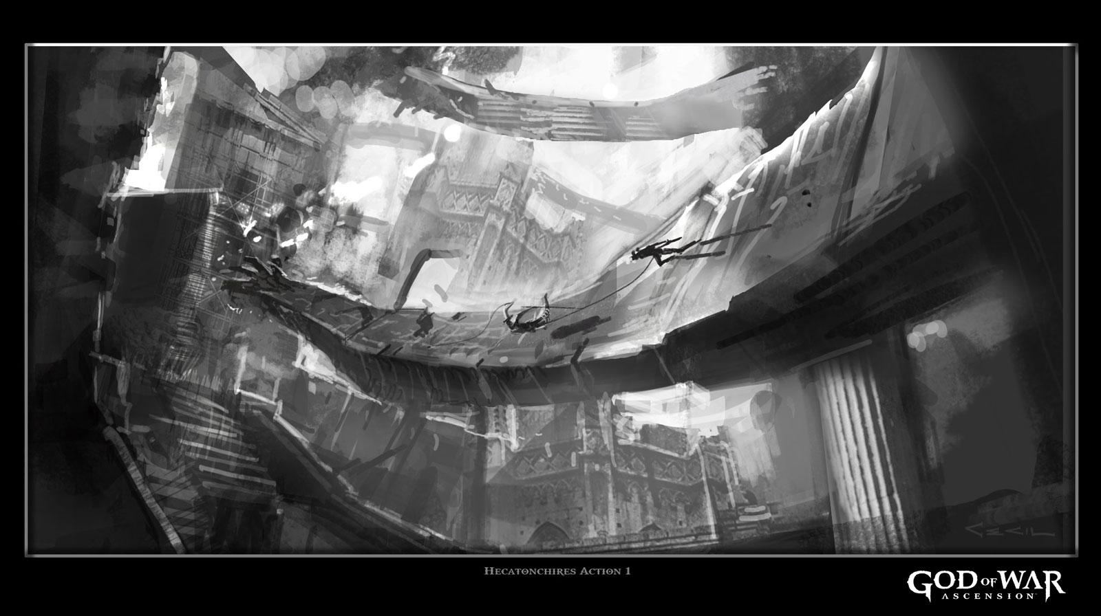 Imágenes de God of War: Ascension - MeriStation