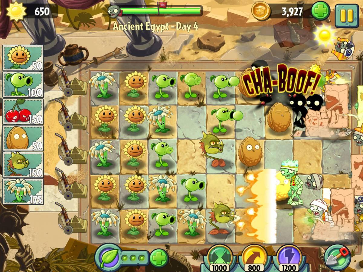 Imagenes De Plants Vs Zombies 2 It S About Time Meristation