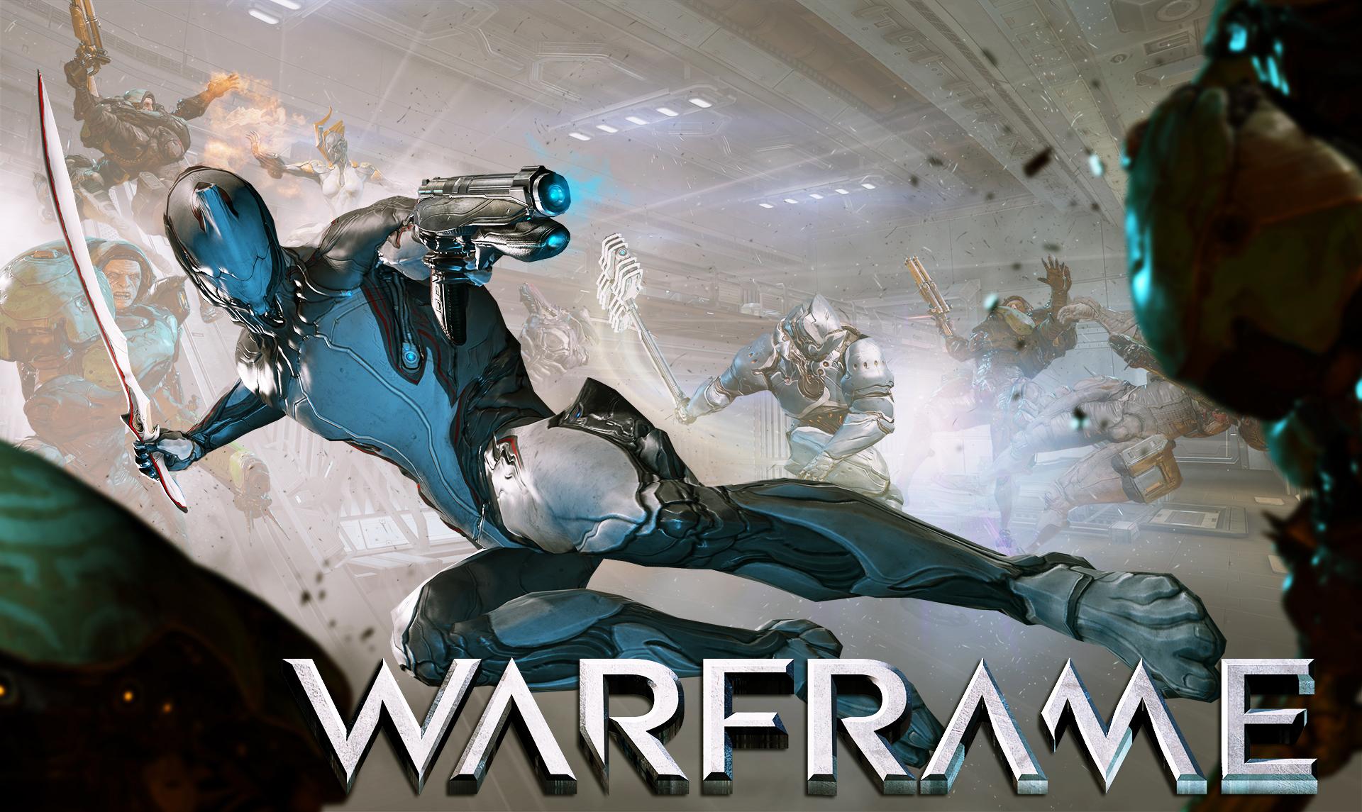 Imagen De Warframe