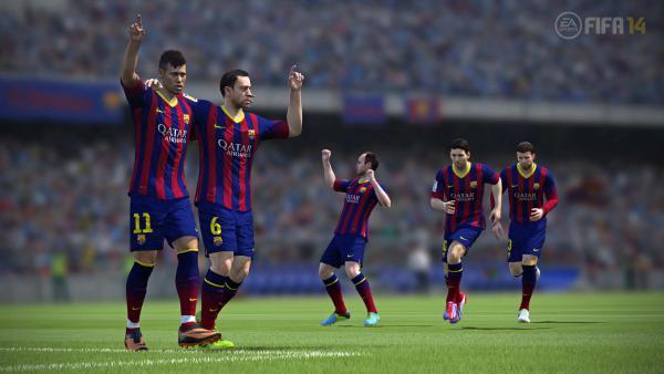 FIFA 14: Descarga hoy la demo en PC y en Xbox 360 - MeriStation