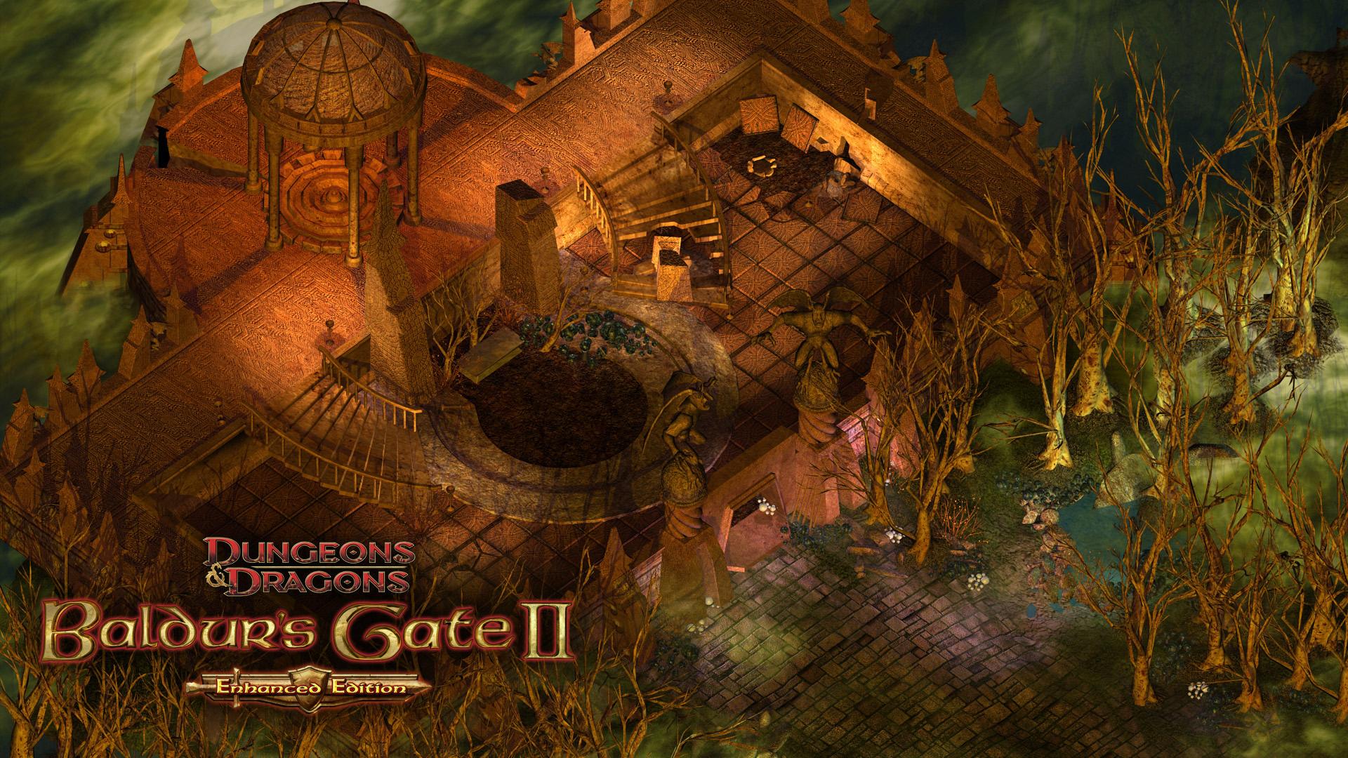 Imágenes De Baldurs Gate Ii Enhanced Edition Meristation