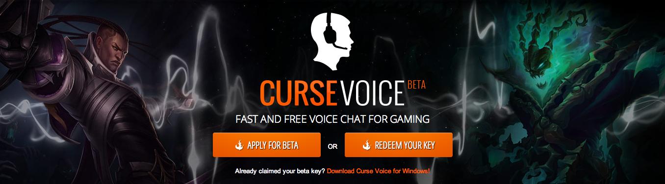 Riot Games y Curse Voice separan sus caminos - MeriStation