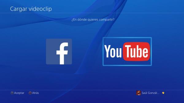 Así puedes subir tus partidas a YouTube desde PS4 - MeriStation