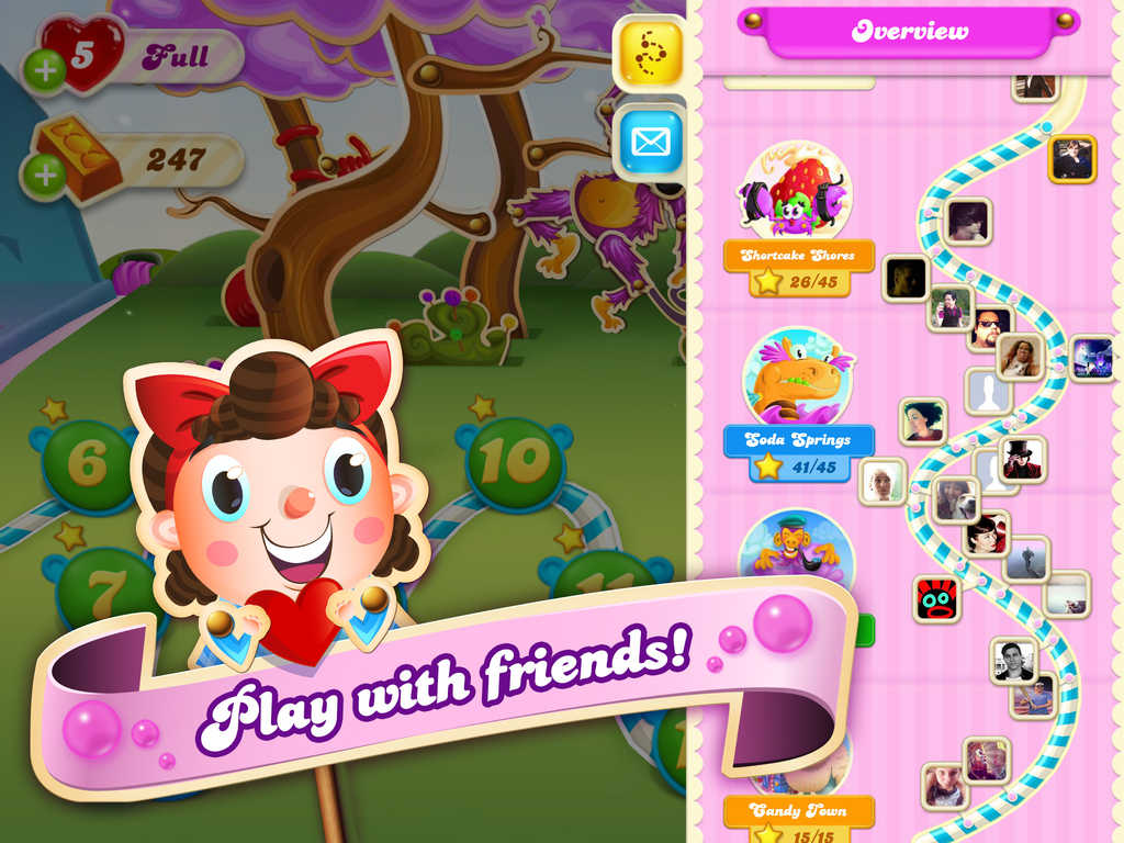 Imagenes De Candy Crush Soda Saga Meristation