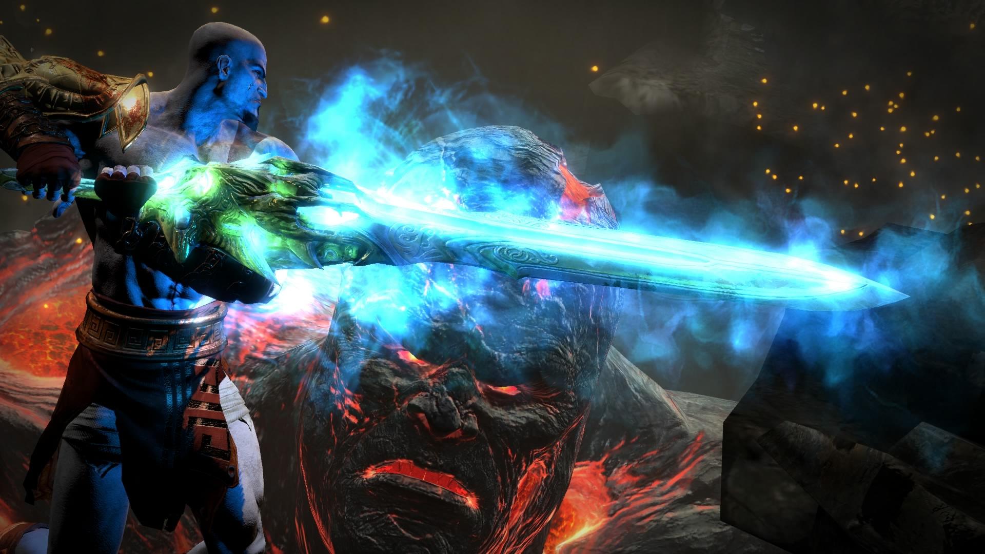 Imágenes De God Of War Iii Remasterizado Meristation