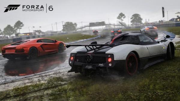 Estos son los 460 coches que conduciremos en Forza 6