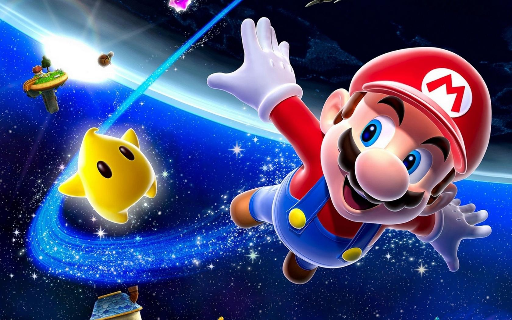 Super Mario Galaxy 3 Posible En Nx Meristation