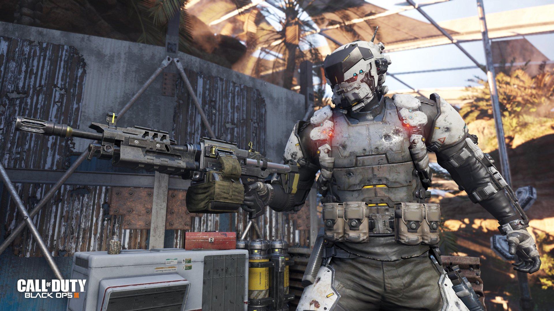 Imágenes De Call Of Duty Black Ops 3 Meristation