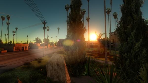 GTA San Andreas vuelve a la vida con un mod - MeriStation