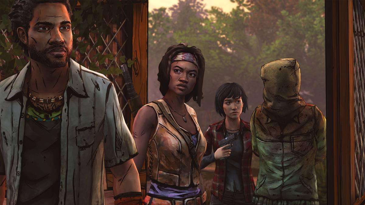 Imágenes de The Walking Dead: Michonne - Episode 3: What We ...