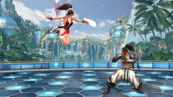 The King of Fighters XIV, Impresiones E3 - MeriStation