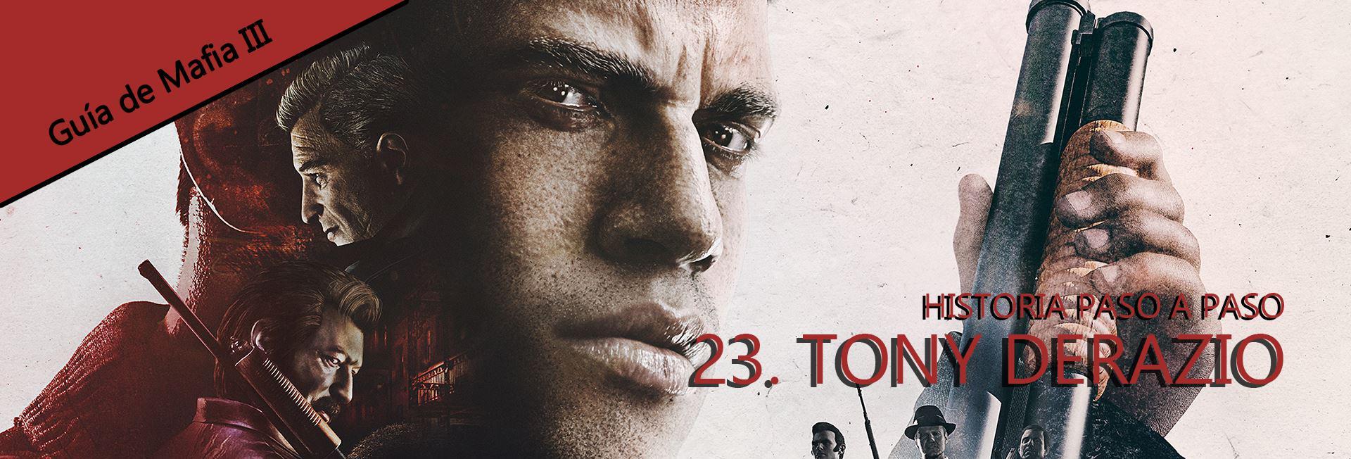Guia De Mafia Iii Mision 28 Tommy Marcano Meristation