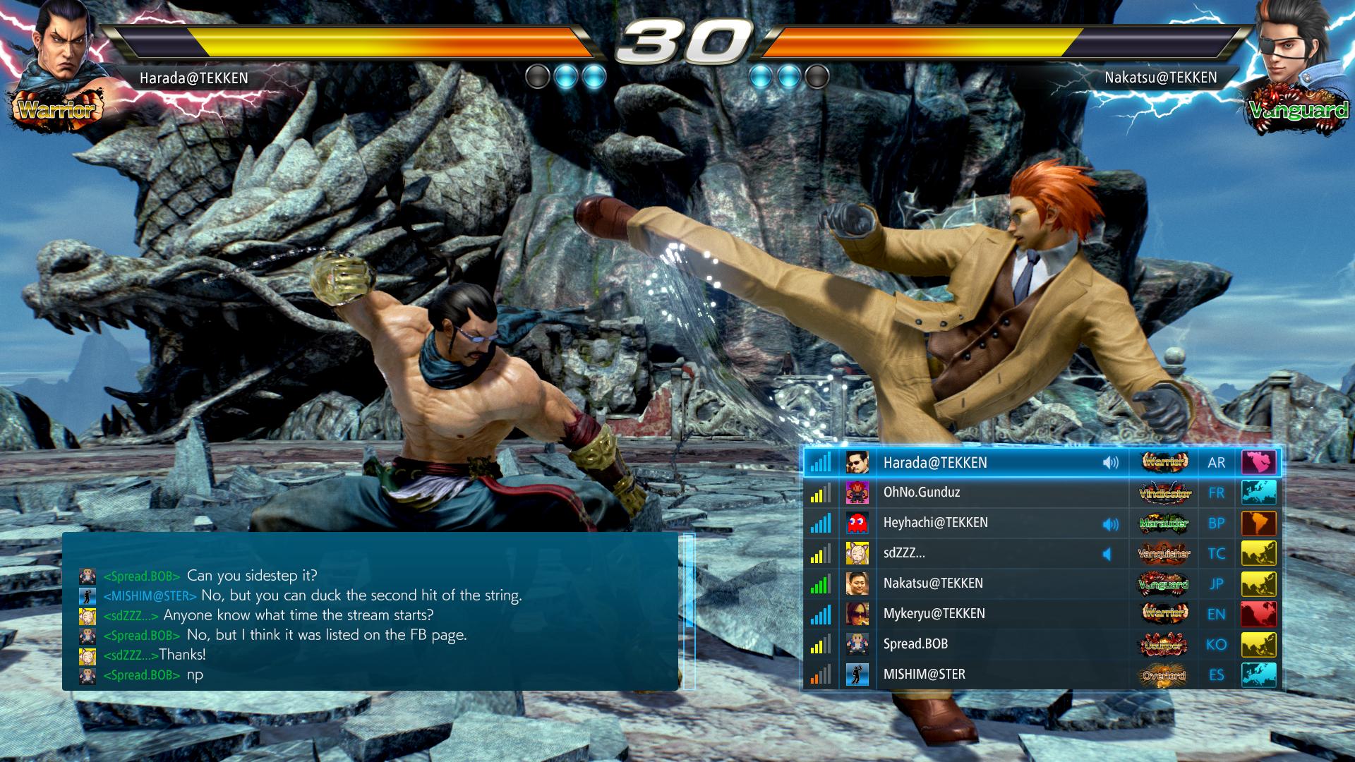 Imágenes de Tekken 7 - MeriStation