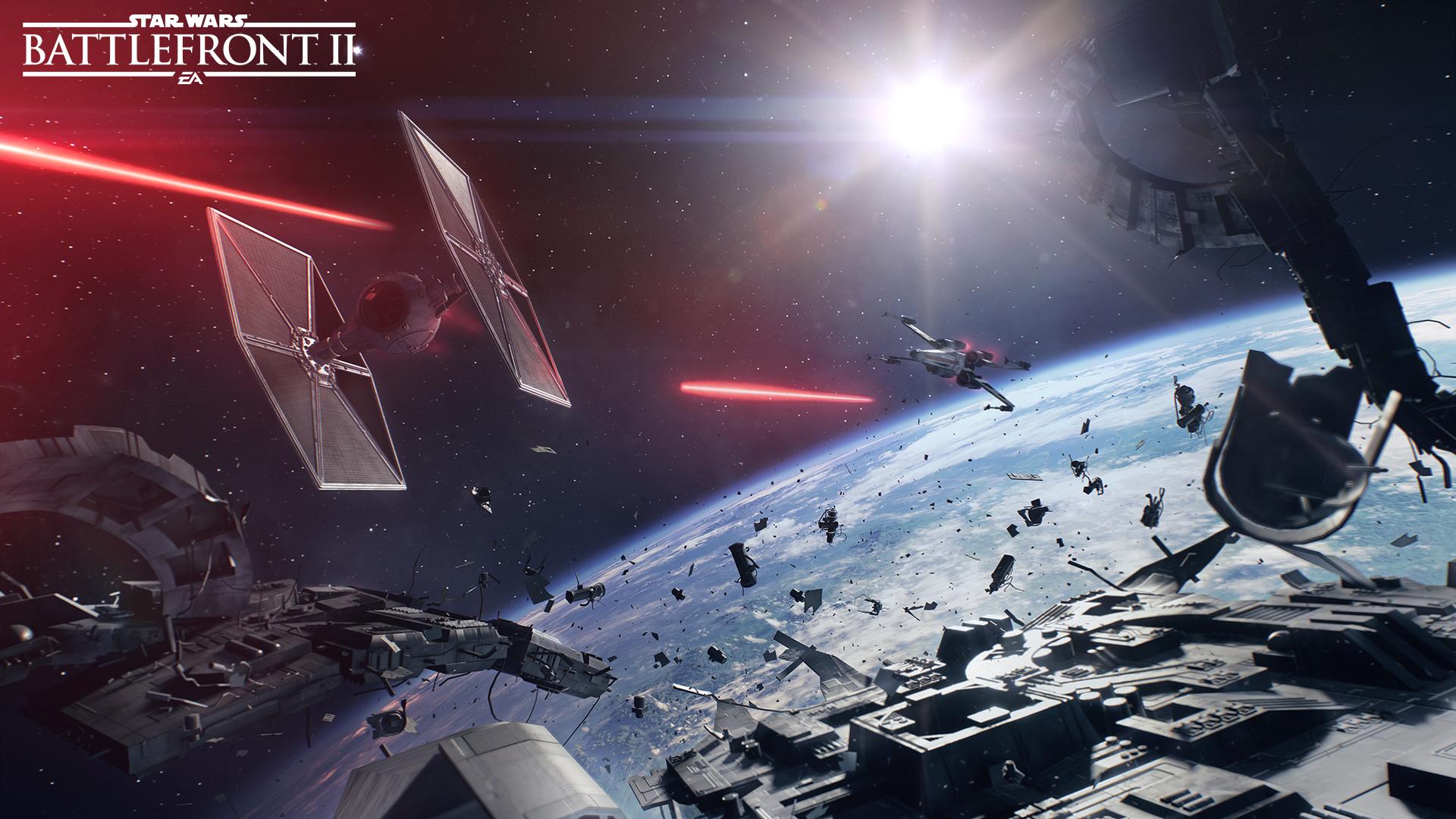 Imágenes De Star Wars Battlefront Ii Meristation